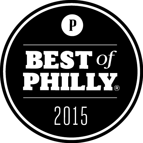 BEST OF PHILLY 2015!